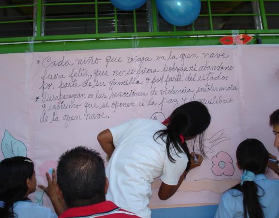 Fotos Talleres PAP y Recoleccion Propuestas Feb Mar 2007