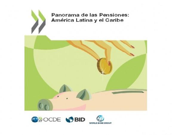 Panorama de las pensiones BID OCDE BM
