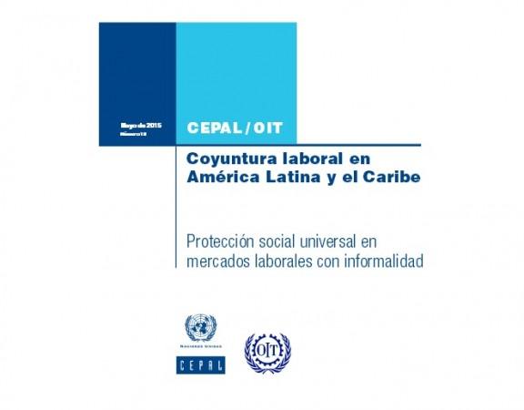 Post CEPAL OIT Coyuntura laboral en América Latina y el Caribe