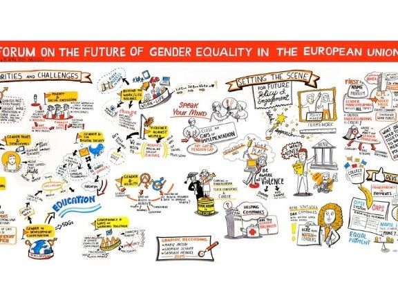 Forum on the futur of gender equality in the European Union