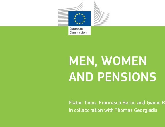 Men Women and pensions