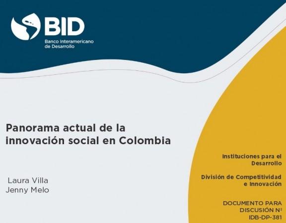 Innovacion social colombia